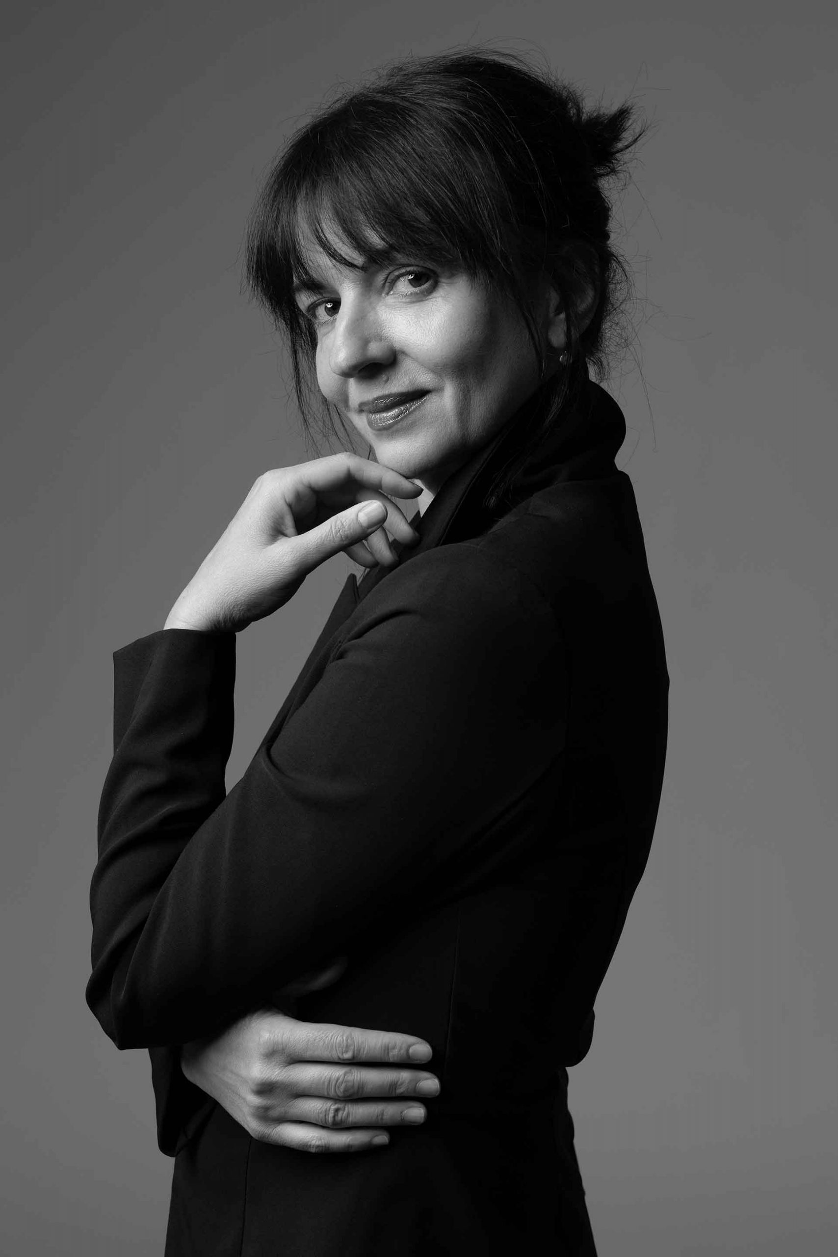 Simona Noja Black and White